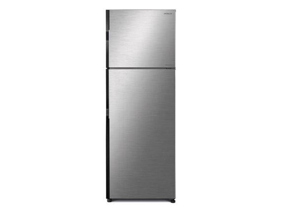 Hitachi 400L Double Door Refrigerator with Inverter Compressor – RV400PUN3KINX Double Door Fridges