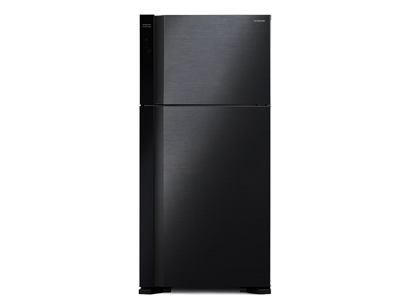 Hitachi 600L Double Door Refrigerator with Inverter Compressor – RVG660PUN7GBK