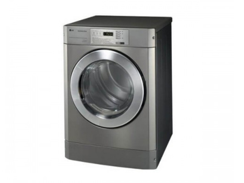 LG 10kg DD Front Load Commercial Dryer (Silver)- RV1329A4S