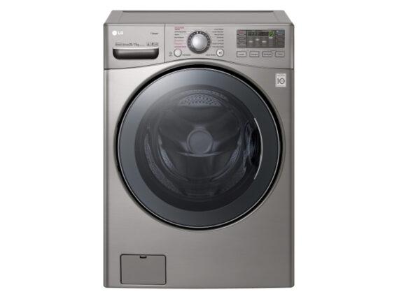 LG 16kg/10kg Front Loading Washer Dryer – F0K2CHK5T2 Front Load Washers front load washing machine
