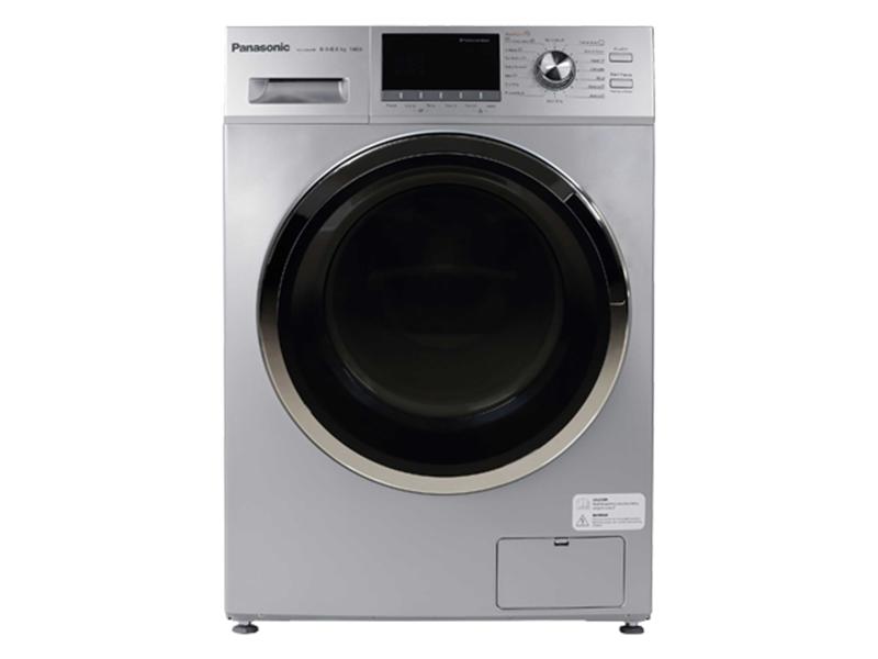 Panasonic 8/4kg Front Loading Washer-Dryer Machine, 1200RPM – NAS085