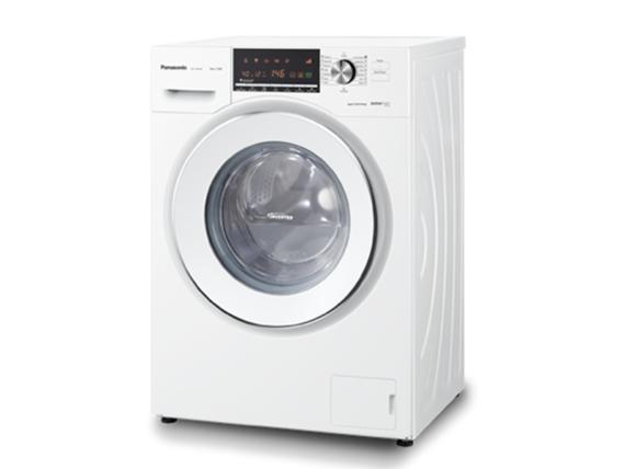 Panasonic 9kg Front Loading Washing Machine, 1200RPM – NA128 Front Load Washers