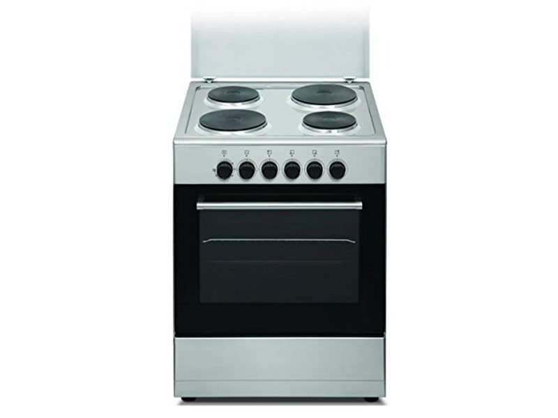 Venus Full Electric (4 plates) Cooker with Elec. Oven, 55cm – VC5544