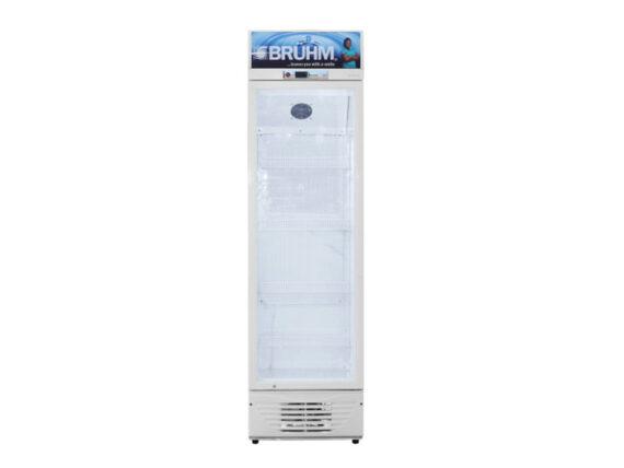 Bruhm 400L Single Door Beverage Cooler – Display Refrigerator – BFV-400SD Display Coolers