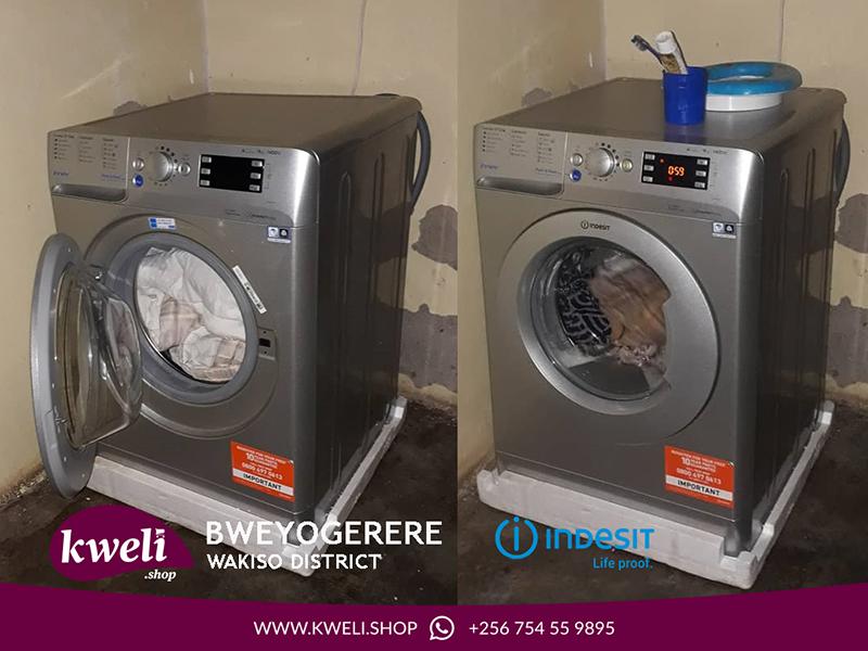 Bweyogerere indesit washer