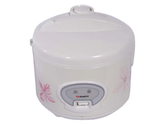 Elekta 1.8L (5-7 cups) Rice Cooker with Steamer ERC-184MKII Rice Cookers