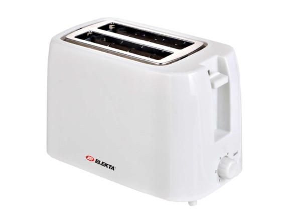 Elekta 2 Slice Toaster, 750w – ET-256 Bread Toasters bread toasters