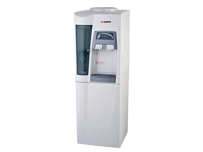 Elekta Hot & Cold Water Dispenser with Cabinet & Cup Storage – EWD-727SC