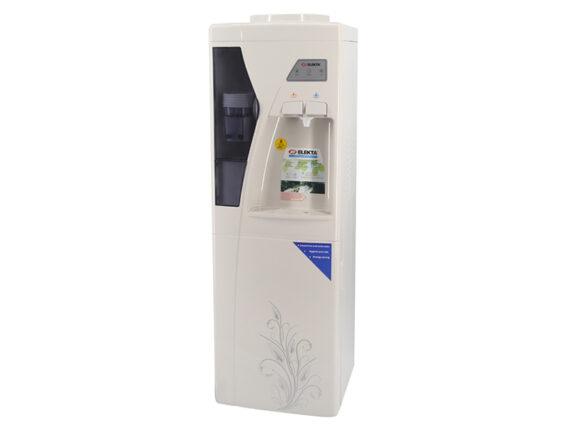 Elekta Hot & Cold Water Dispenser with Cabinet & Cup Storage – EWD-727SC Water Dispensers Water dispenser