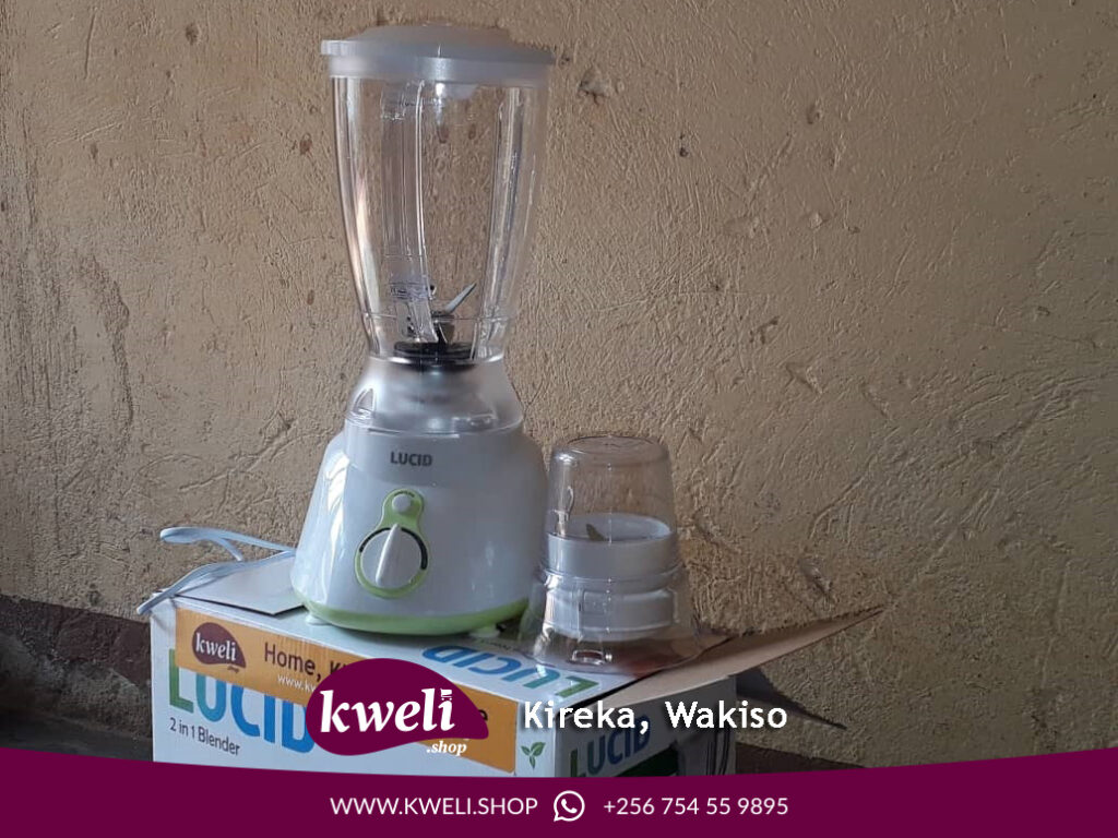 Kweli Blender Delivery