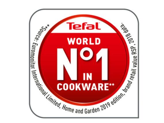 Tefal 7-liter Pressure Cooker with Steamer, Authentique Secure 5 Neo Pressure Cooker – P253O842 Pressure Cooker