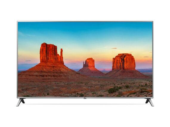 LG 70 Inch 4K UHD Smart TV with Wide Color & Active HDR – 70UK7000PVA 4K UHD Smart TV