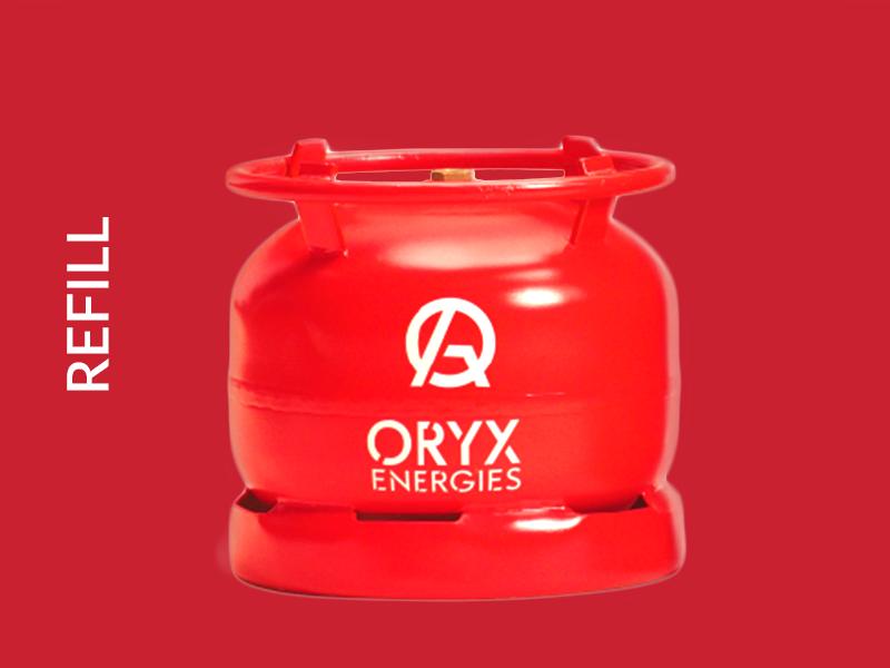 Oryx Gas Refill 6kg