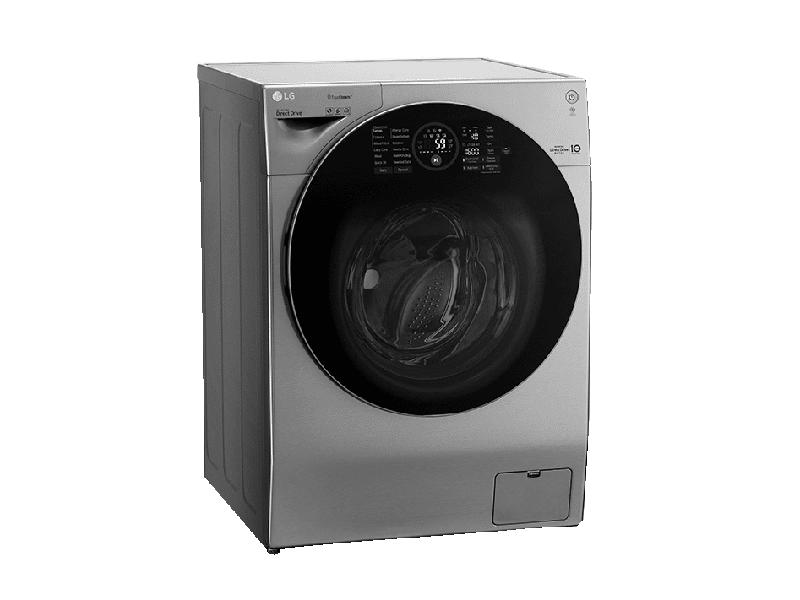LG 10.5/7kg Front Loading Washer Dryer, TrueSteam™ – FH4G1JCHK6N