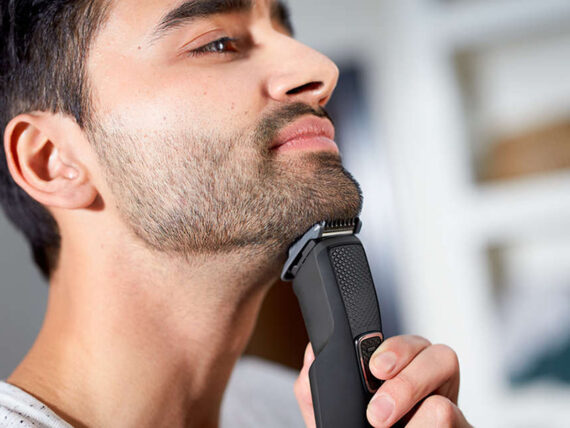 Philips Beard Trimmer, USB charging, Series 1000 – BT1214/15 Trimmers Shaver