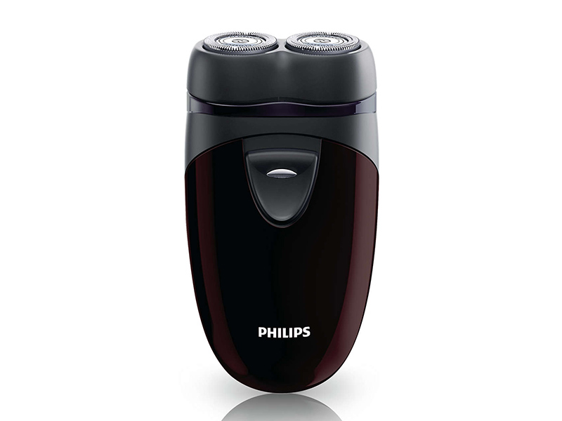 Philips Electric Travel Shaver PQ206/18 (Battery Powered)
