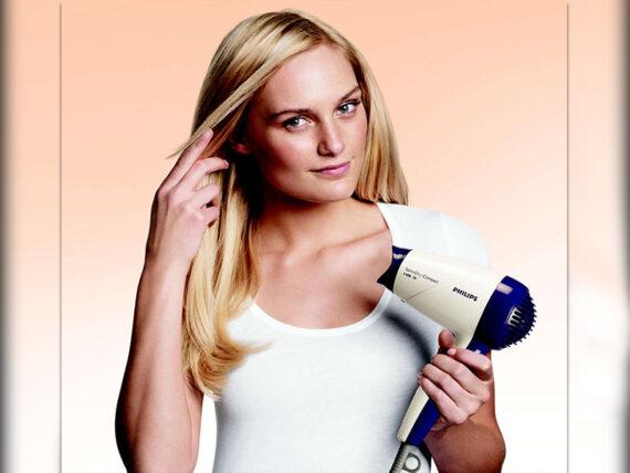 Philips Flex Cool Compact Hair dryer – HP 8103 Hair Dryers Blow Dryer