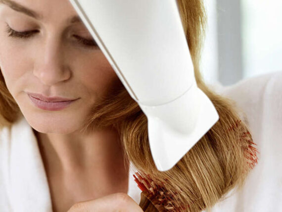 Philips Thermo Protect Hair Dryer 2200 watt Ionic Care with diffuser HP8232 Hair Dryers Blow Dryer