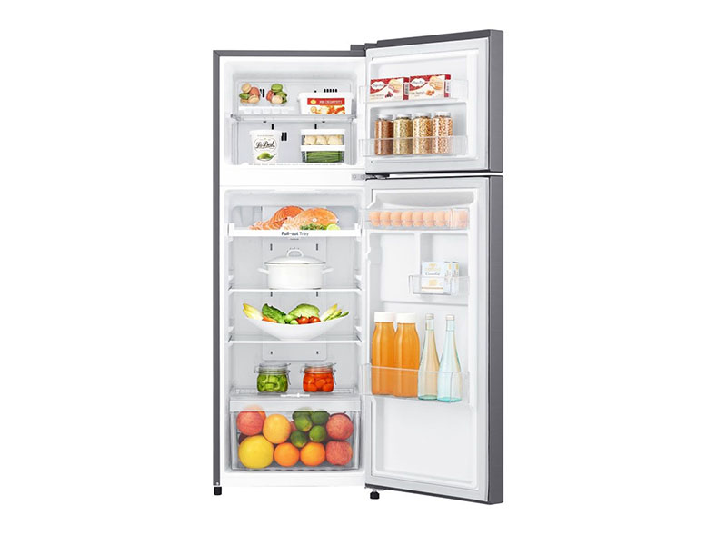 LG 308-liter Refrigerator GL-C362RLBN; Double Door, Frost-Free, Door Cooling™ Double Door Fridges