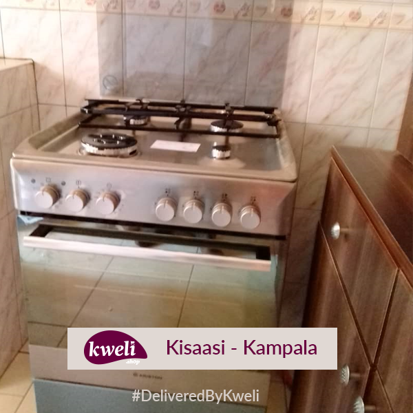 Delivered By Kweli in Kisaasi, Kampala_7_ Ariston Gas Cooker_2