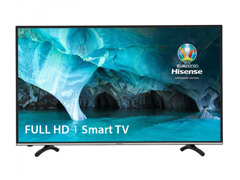 Hisense 49 Inch Android TV, Full HD LED Smart TV with Built-in Chromecast, Bluetooth, WiFi and Free-to-Air Receiver – 49N2182PW Android TVs