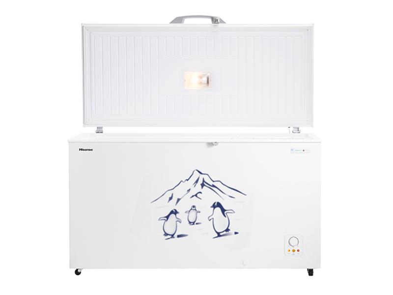 Hisense 550 liter Multi-purpose Chest Freezer FC-55DT4SA Chest Freezers chest freezers