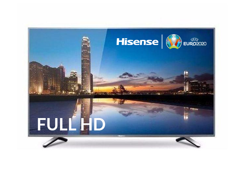 Hisense Series 5 40inch HD TV with Inbuilt Free-to-Air Receiver – 40B5200PTS