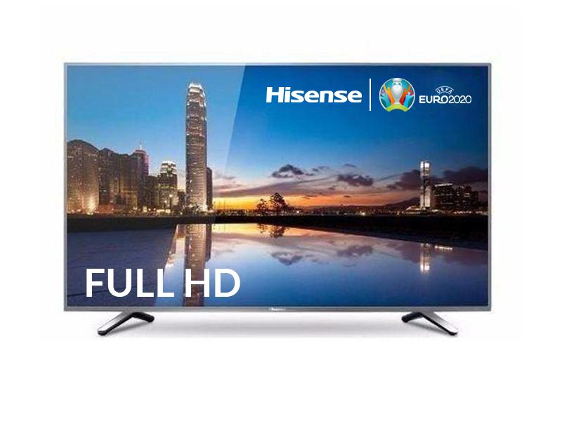 Hisense 40 inch HD TV with Inbuilt Free-to-Air Receiver – 40B5200PTS HD LED Digital TVS
