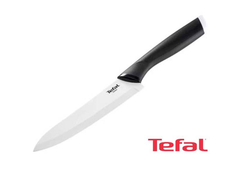 TEFAL Chef knife 15cm – Stainless steel K2213114 Knives Kitchen Knives