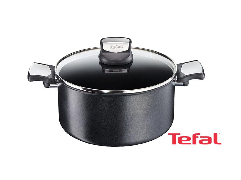 Tefal Extra Durable Non-stick Stewpot 20cm, 2.9 liter – C6204472
