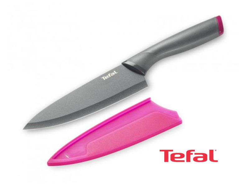 Tefal Fresh Kitchen knife, 15 cm Stainless Steel – K1220314 Knives Kitchen Knives