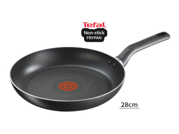 Tefal Super Cook Non-stick Frypan 28cm – B1430614; Gas and Electric Pots and Pans Fry pan