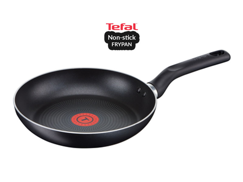 Tefal Super Cook Non-stick Frypan 24cm – B1430414; Gas and Electric Frypan Pots and Pans Fry pan