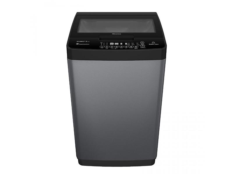Hisense Top Load Washing Machine – 8kg, Black – WTJD802T Hisense Washing Machines Hisense Washing Machines in Uganda