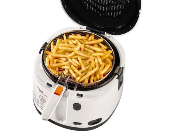 Tefal Deep Fryer, 1.2kg, 2.1 liters – FF161127 Deep Fryer