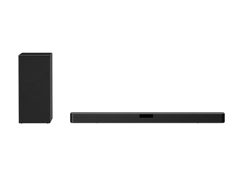 LG Sound Bar SN5Y; 2.1 Channel High Res Audio Sound Bar with DTS Virtual-X, HDMI, USB and Bluetooth SoundBars