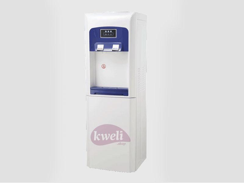 Solstar 2-tap Water Dispenser WD-101C-BLB SS, 12 liter Cabinet, Hot/Cold Water Dispensers