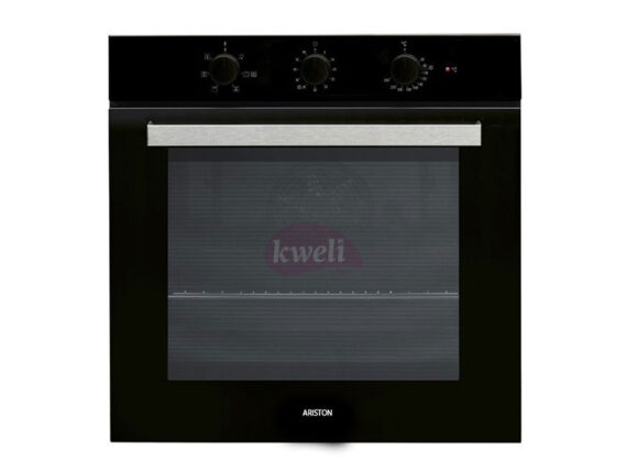 Ariston Built-In Oven, 60cm FA3 530 H BL A – Black Built-in Ovens