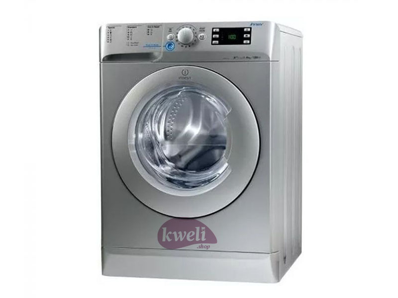 Indesit 9kg/6kg Front Load Washer Dryer XWDE 961480X S EX, 1400rpm Front Load Washers front load washing machine