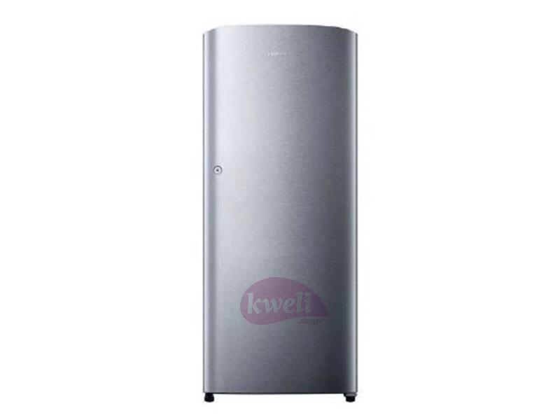 Samsung 210-liter Fridge RR21J3146SA; Single Door Frost Free, Direct Cool, Built-in Stabiliser, Recessed Handle Samsung Refrigerators