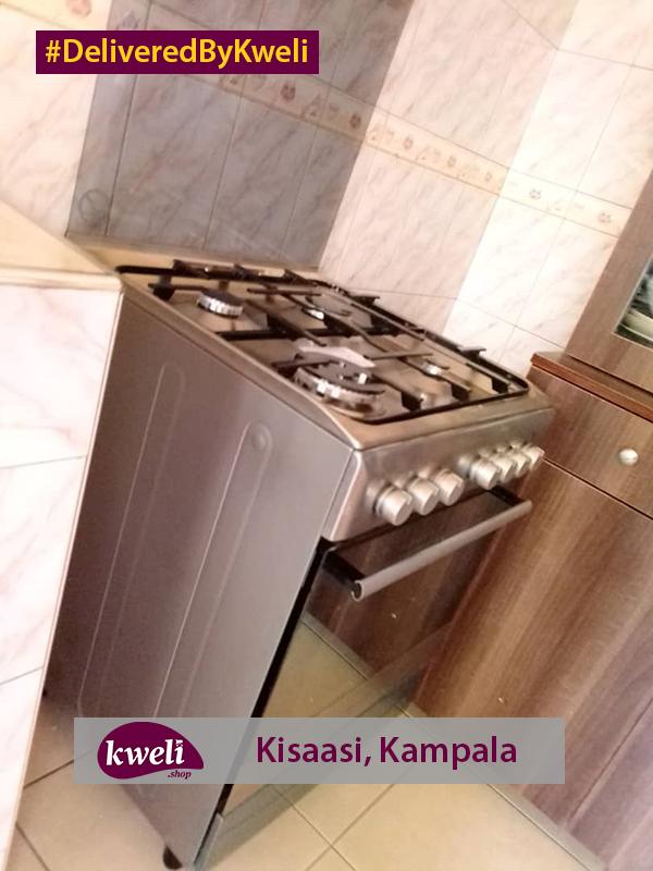 Ariston Cooker Delivered in Kisaasi DeliveredByKweli