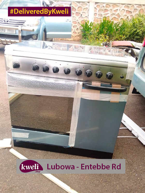 Ariston Cooker Delivered in Lubowa Entebbe Road DeliveredByKweli