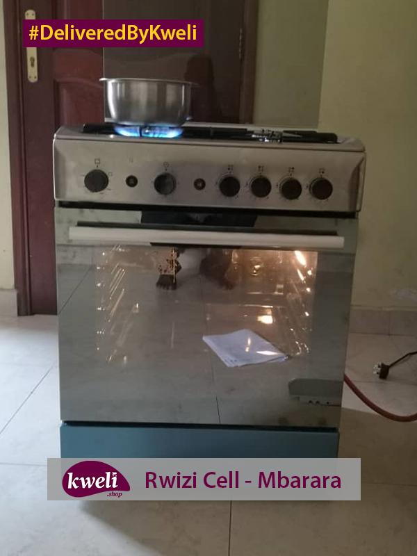Ariston Cooker Delivered in Rwizi, Ruharo Mbarara DeliveredByKweli