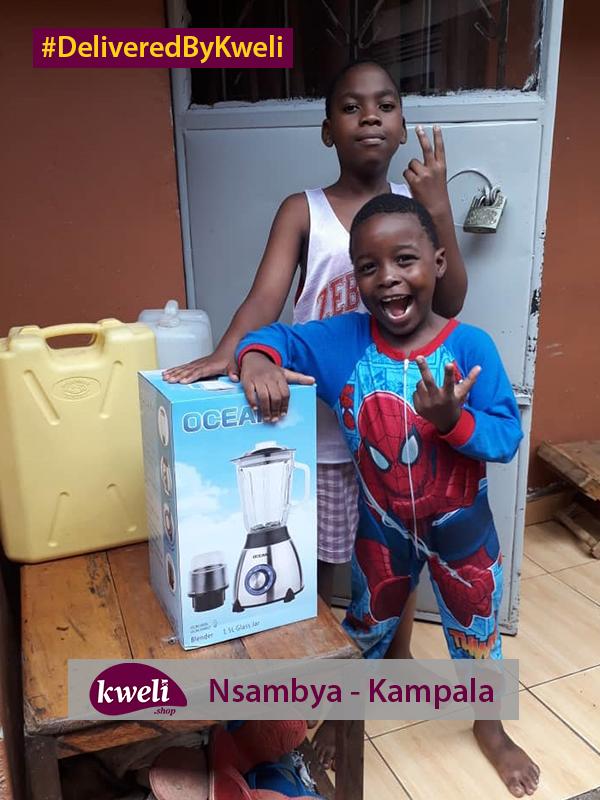 Blender Delivered in Nsambya DeliveredByKweli