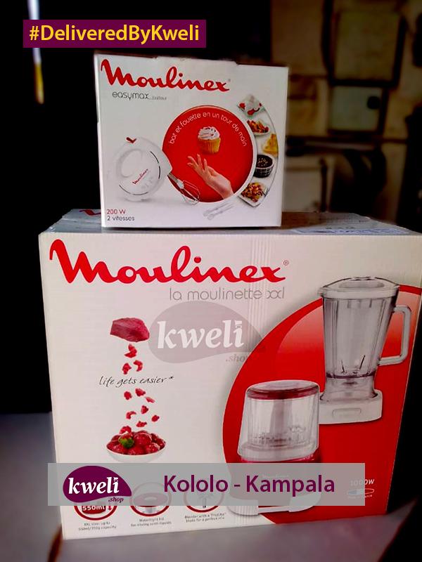 Moulinex Food Processor Delivered in Kololo - Kampala DeliveredByKweli