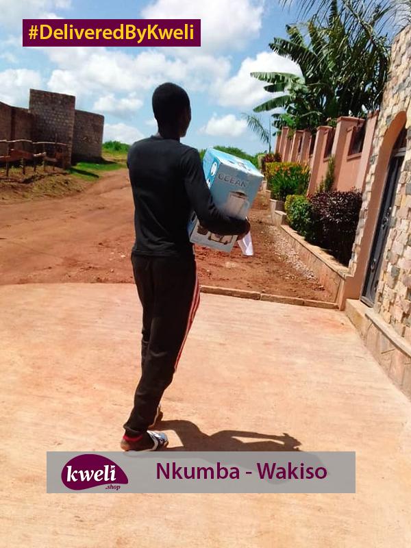 Ocean Glass Jar Blender Delivered in Entebbe Road DeliveredByKweli