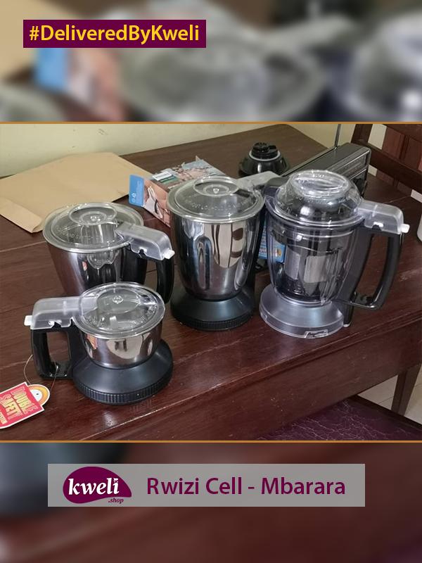 Panasonic Mixer Grinder Delivered in Mbarara DeliveredByKweli