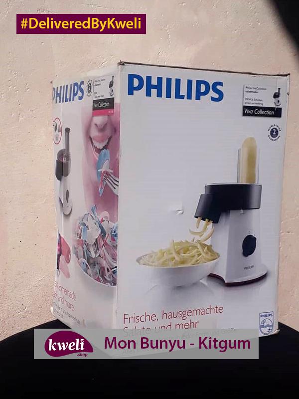 Philips SALAD Maker Delivered in Kitgum DeliveredByKweli