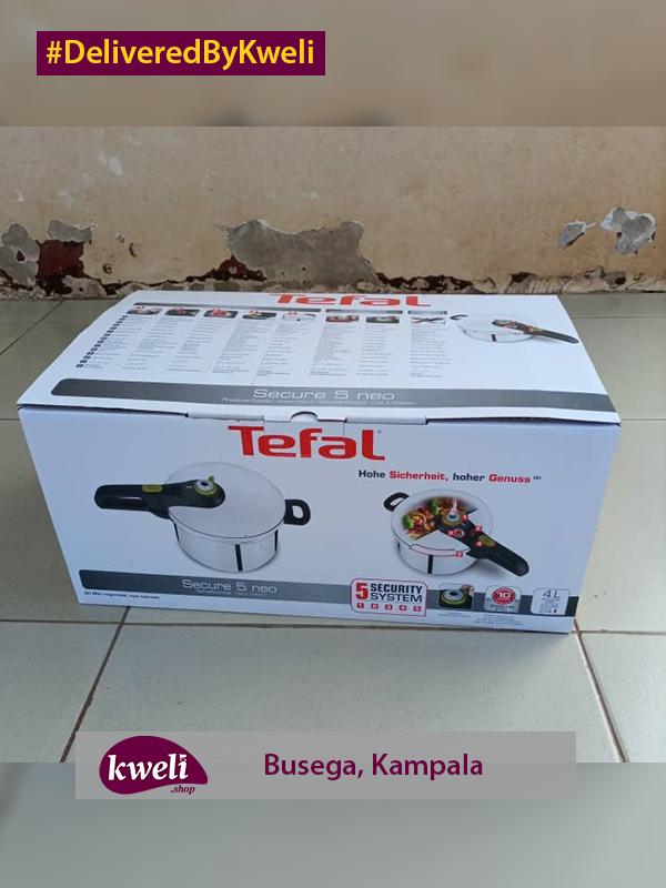 TEFAL Pressure Cooker Delivered in Busega DeliveredByKweli