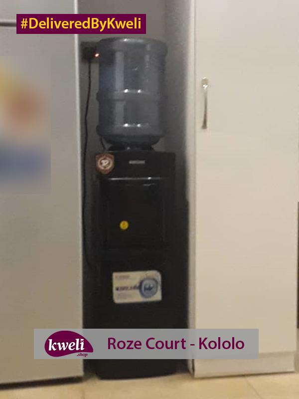 Water Dispenser Delivered in Kololo DeliveredByKweli